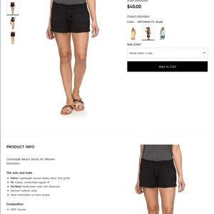 Roxy Shorts - Roxy pull-on shorts
